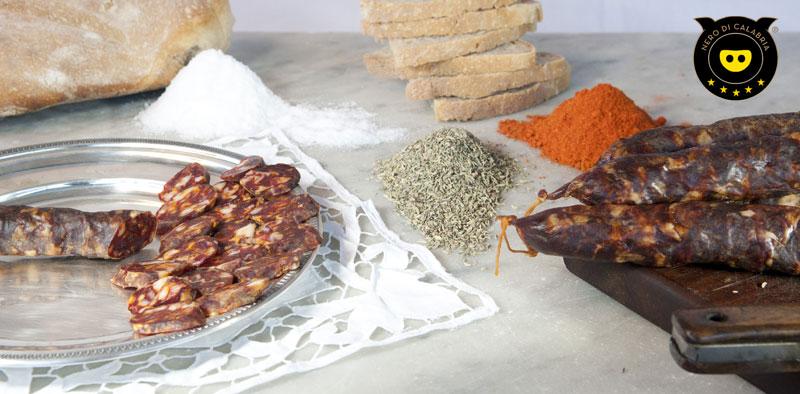 Salsiccia Rossa con finocchietto